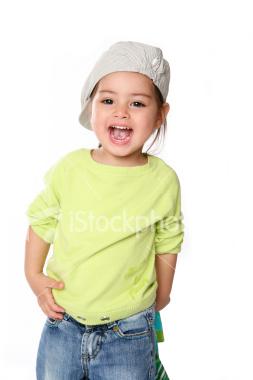 بخند تا دنیا به روت بخنده!